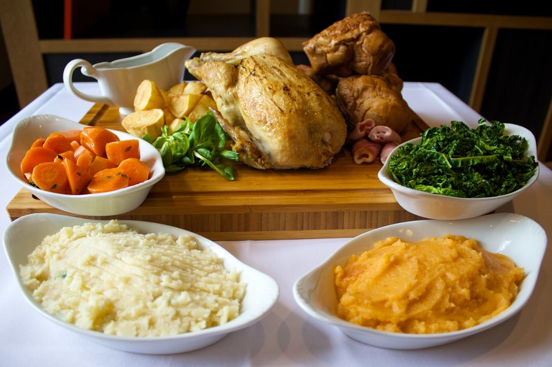 Holiday Inn Newcastle-Jesmond-Sunday lunch<br/>Image from Leonardo