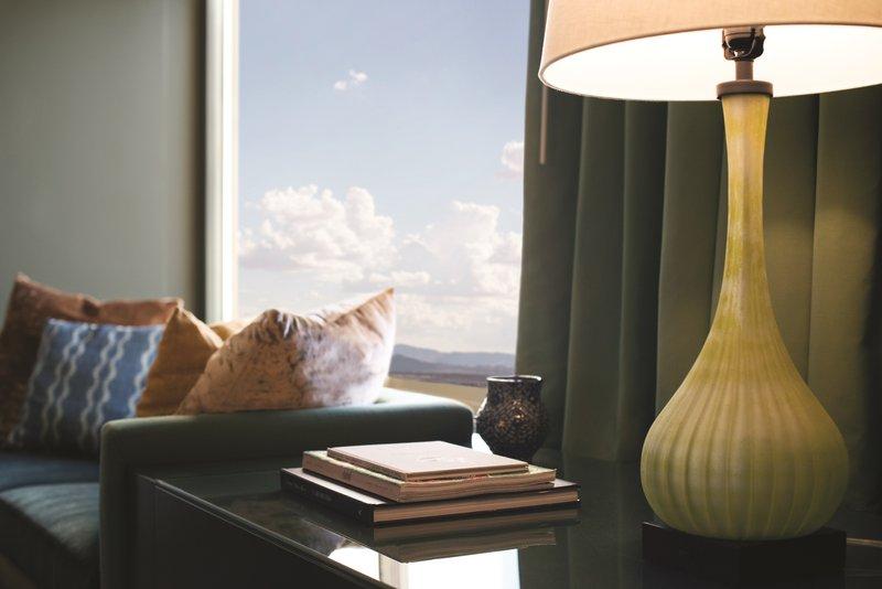 Park MGM Las Vegas - Nighthawk Suite Room Detail <br/>Image from Leonardo