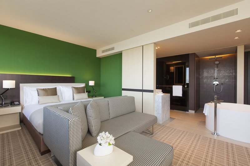Crowne Plaza Geneva-Club Suite with city or mountain view<br/>Image from Leonardo