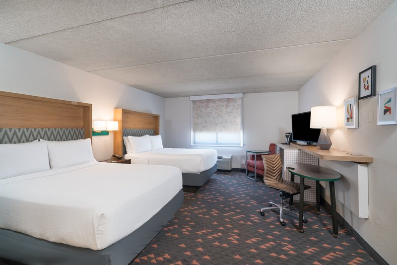 Holiday Inn Atlanta/Roswell-Newly renovated Queen bed room, stop by on the way to Helen, Ga<br/>Image from Leonardo