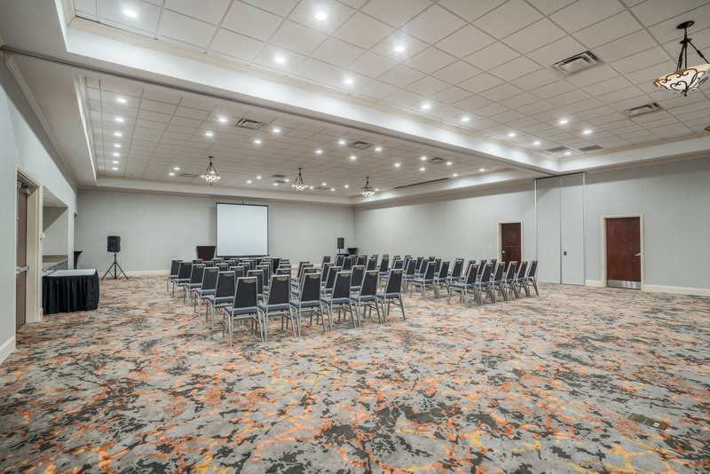 Holiday Inn Atlanta/Roswell-4,100 sq.ft flexible Ballroom, 3 Breakout rooms, All Day Catering <br/>Image from Leonardo