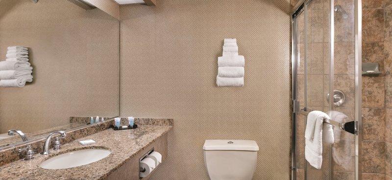 Luxor Resort and Casino-Pyramid Bathroom<br/>Image from Leonardo