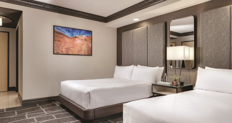 Luxor Resort and Casino-Tower Premium Queen<br/>Image from Leonardo