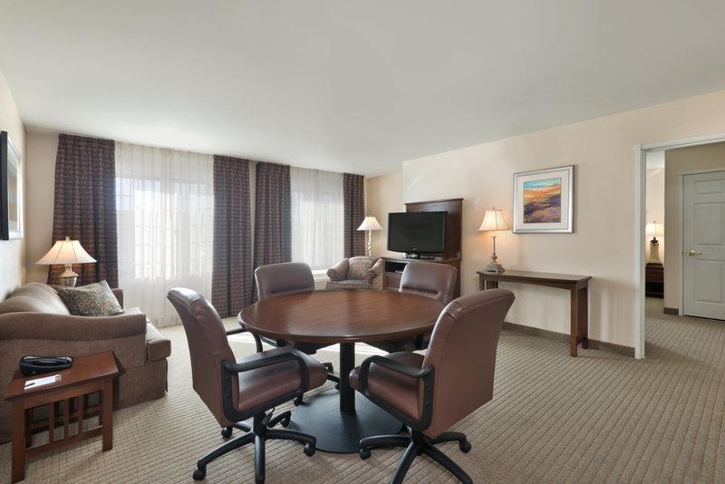 Staybridge Suites Tucson Airport-One Bedroom Queen Suite Living Area<br/>Image from Leonardo