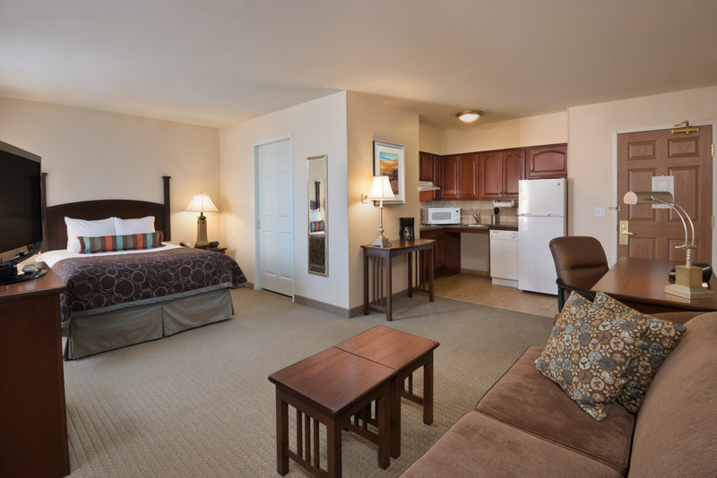 Staybridge Suites Tucson Airport-ADA/Handicapped Accessible Queen Suite with Transfer Tub<br/>Image from Leonardo