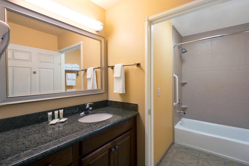 Staybridge Suites Tucson Airport-Guest Bathroom<br/>Image from Leonardo