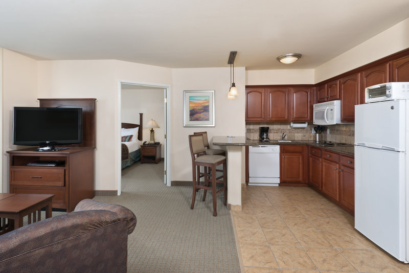 Staybridge Suites Tucson Airport-Two Bedroom Suite Living Area<br/>Image from Leonardo