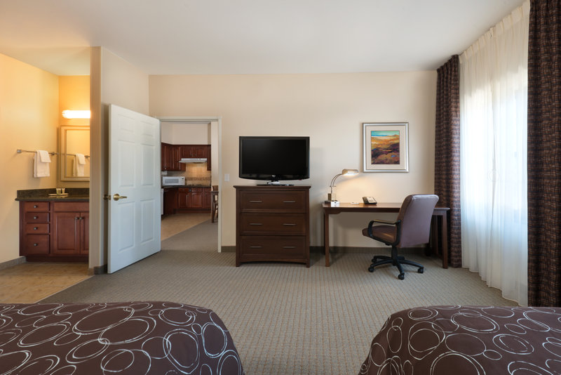 Staybridge Suites Tucson Airport-ADA/Handicapped Two Bedroom Suite with King and Double Beds<br/>Image from Leonardo