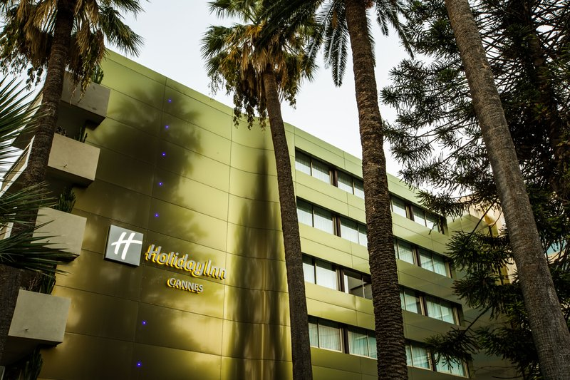 Holiday Inn Cannes-Hotel Exterior<br/>Image from Leonardo