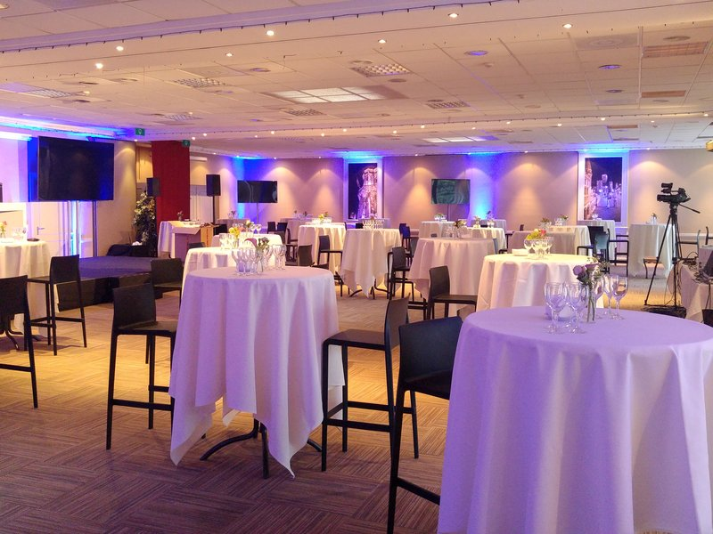 Holiday Inn Express Gent-Events up to 250 persons in Holiday Inn Express Gent<br/>Image from Leonardo