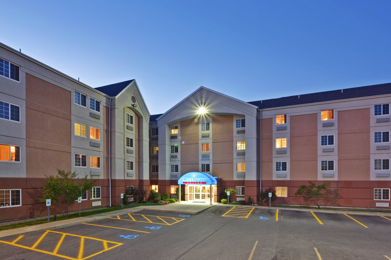 Candlewood Suites Syracuse-Airport-Syracuse Airport Suites Hotel at SYR Airport<br/>Image from Leonardo