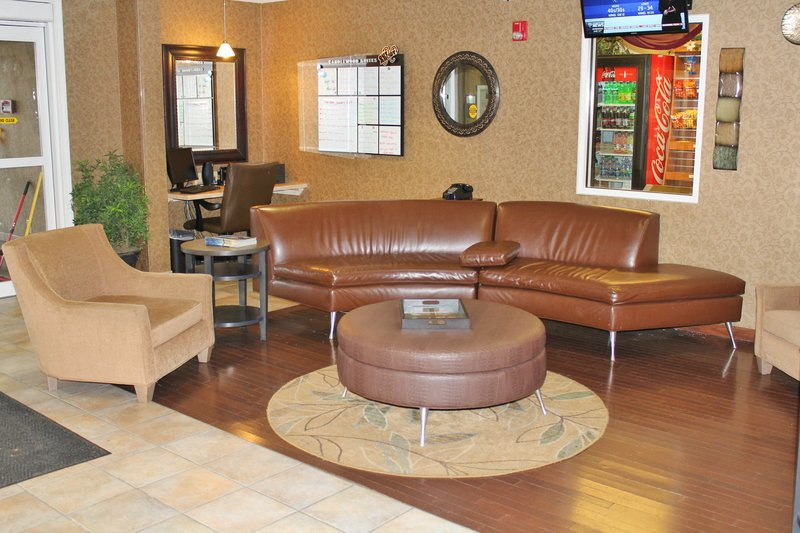 Candlewood Suites Syracuse-Airport-Hotel Lobby<br/>Image from Leonardo