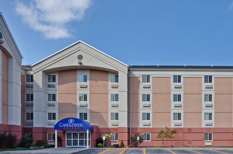 Candlewood Suites Syracuse-Airport-Directly off Airport Blvd at Syracuse Airport<br/>Image from Leonardo