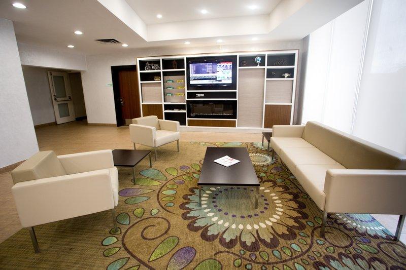 Holiday Inn Peterborough-Waterfront-Lobby Area<br/>Image from Leonardo