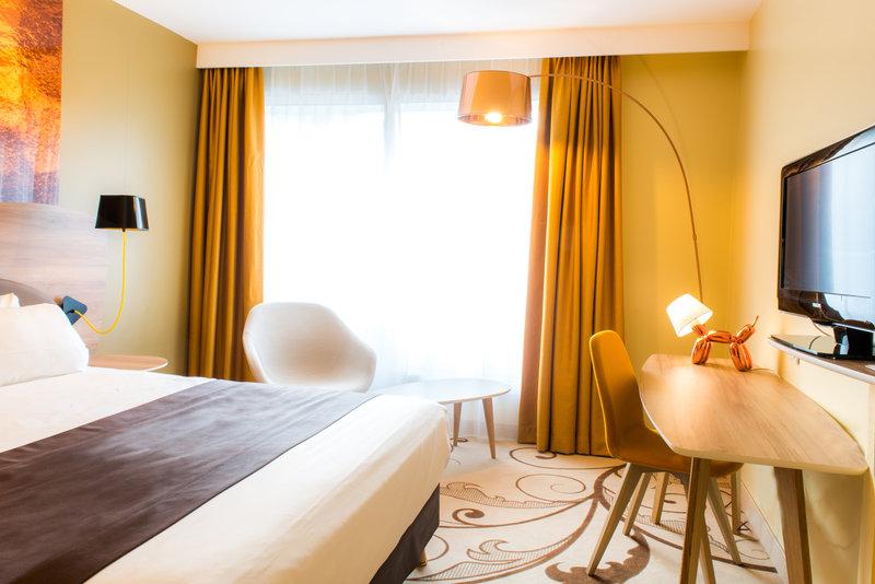 Holiday Inn Reims Centre-Executive room<br/>Image from Leonardo