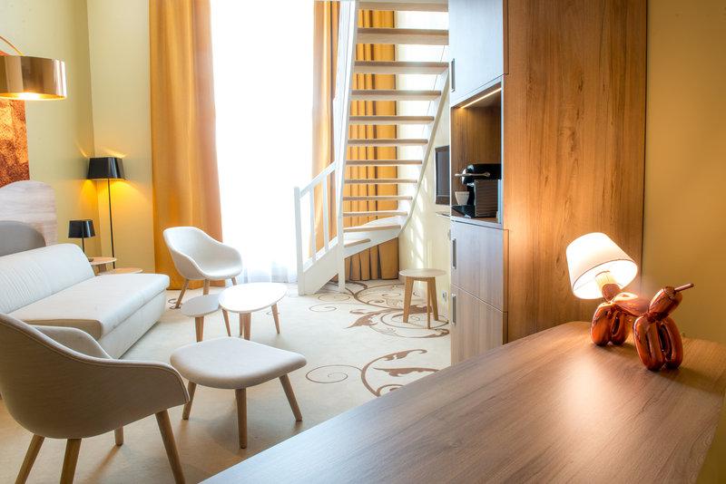 Holiday Inn Reims Centre-Suite groundfloor<br/>Image from Leonardo