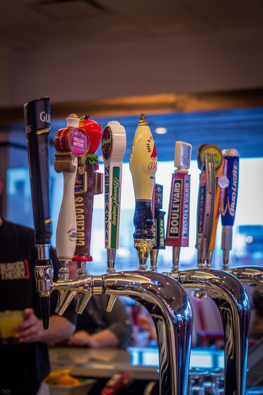 Holiday Inn Omaha Downtown-Airport-Craft Beers<br/>Image from Leonardo