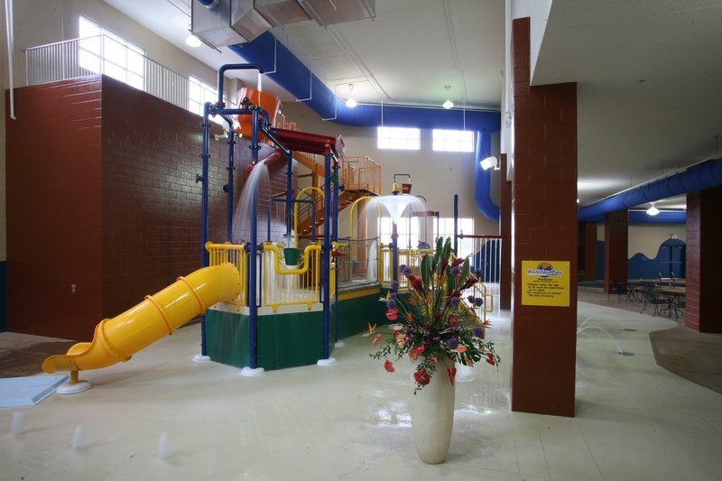 Holiday Inn Omaha Downtown-Airport-10,000 sq. ft Water Park with Splash Zone<br/>Image from Leonardo