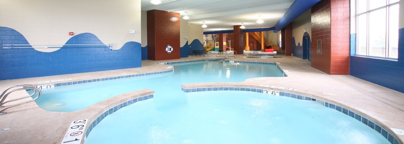Holiday Inn Omaha Downtown-Airport-10,000 sq. ft Water Park with Leisure Pool<br/>Image from Leonardo
