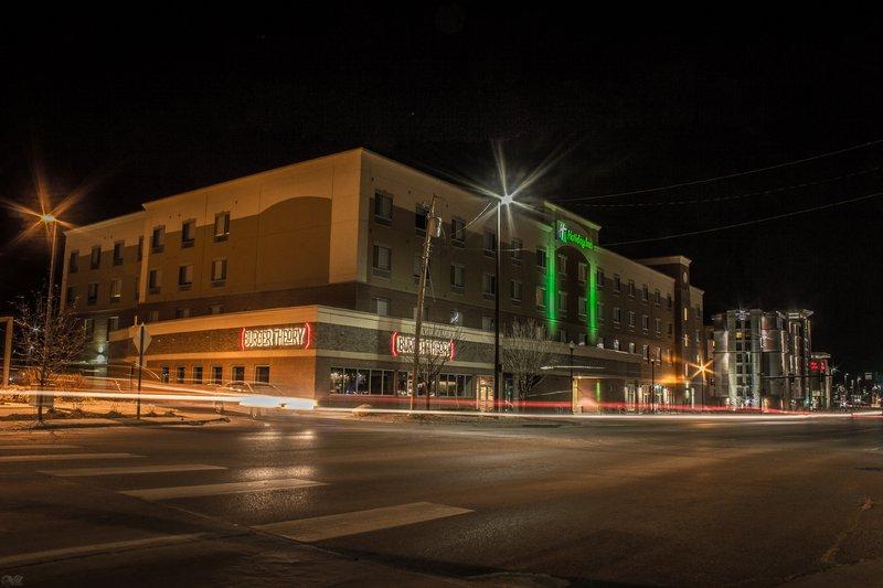 Holiday Inn Omaha Downtown-Airport-Hotel Exterior<br/>Image from Leonardo