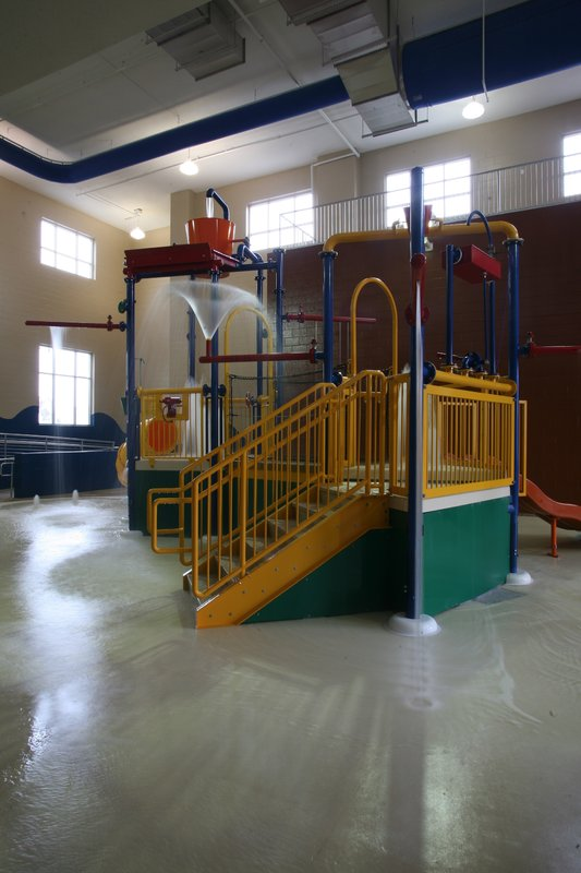 Holiday Inn Omaha Downtown-Airport-10,000 sq. ft. Water Park with Splash Zone<br/>Image from Leonardo