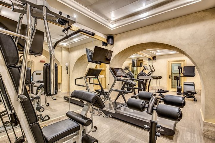 Romanico Palace Hotel - Fitness <br/>Image from Leonardo