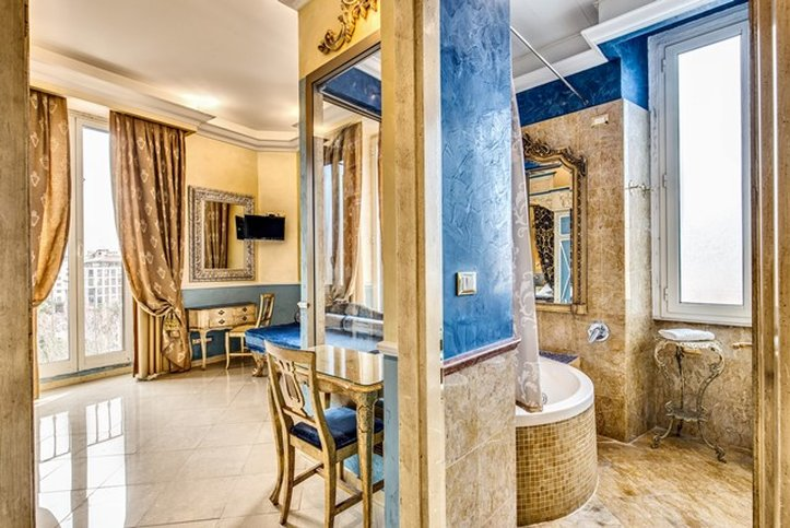 Romanico Palace Hotel - Junior Suite <br/>Image from Leonardo