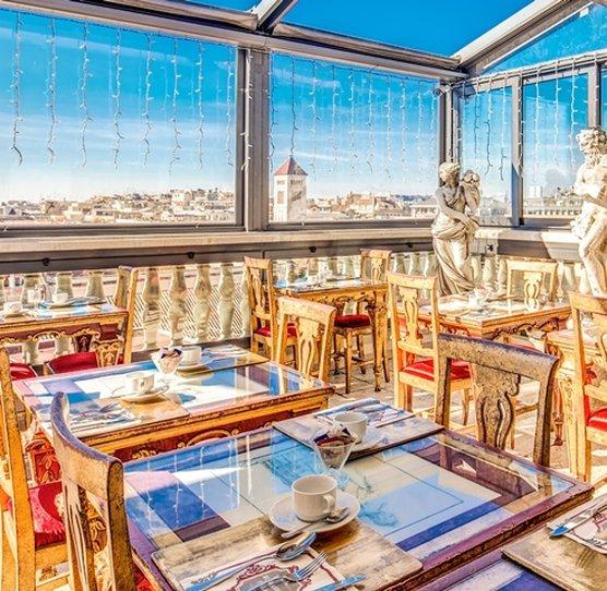 Romanico Palace Hotel - Restaurant <br/>Image from Leonardo