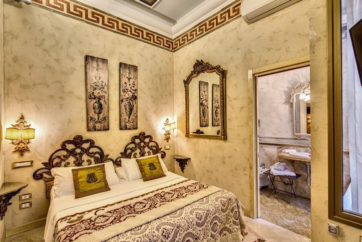 Romanico Palace Hotel - Standard Double Single Use <br/>Image from Leonardo