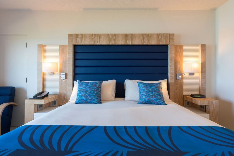 Grotto Bay Resort-Guest Room Bed<br/>Image from Leonardo