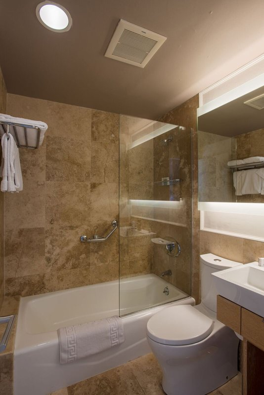 Grotto Bay Resort-Guest Room Bathroom<br/>Image from Leonardo