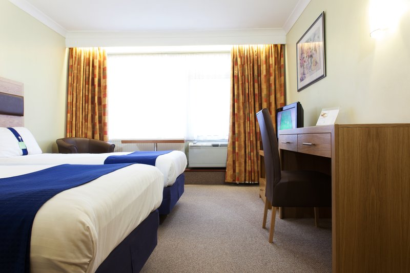 Holiday Inn Newport-Single Bed Guest Room<br/>Image from Leonardo