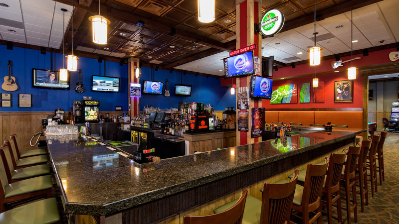 Holiday Inn Resort Deadwood Mountain Grand-Santana's Sports Bar & Grill with live music every weekend!<br/>Image from Leonardo