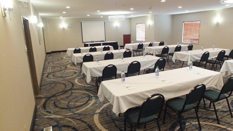 Holiday Inn Hotel & Suites Regina-Our east side-facing Kemmons Meeting Room<br/>Image from Leonardo