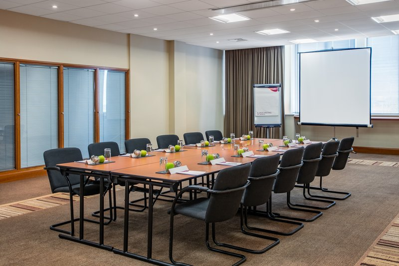 Crowne Plaza Chester-Roodee Meeting Room<br/>Image from Leonardo