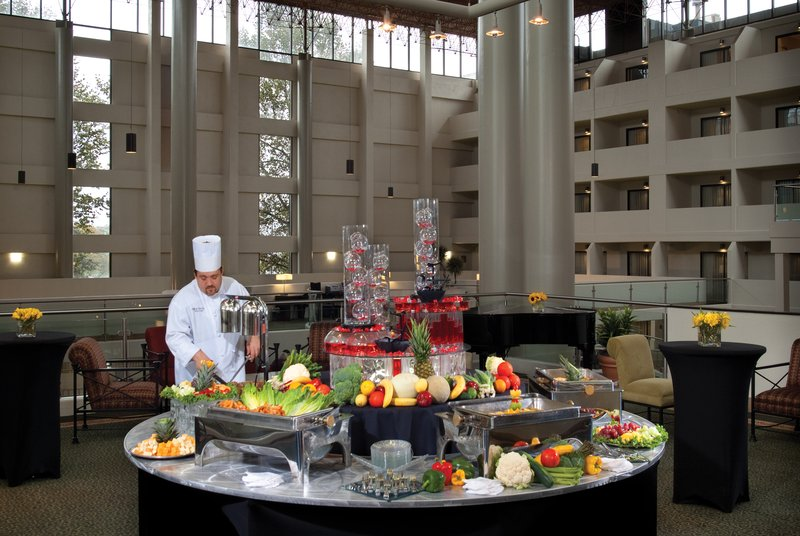 Crowne Plaza Indianapolis - Airport-Gallery for receptions and meal events<br/>Image from Leonardo