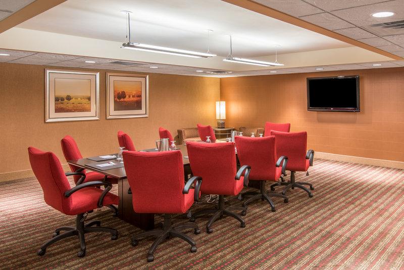 Crowne Plaza Indianapolis - Airport-Stapleton Boardroom<br/>Image from Leonardo
