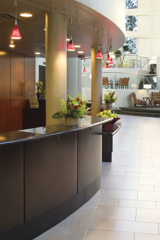 Crowne Plaza Indianapolis - Airport-Front Desk<br/>Image from Leonardo