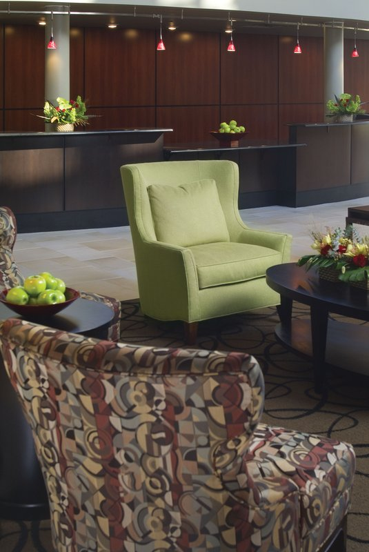 Crowne Plaza Indianapolis - Airport-Hotel Lobby<br/>Image from Leonardo