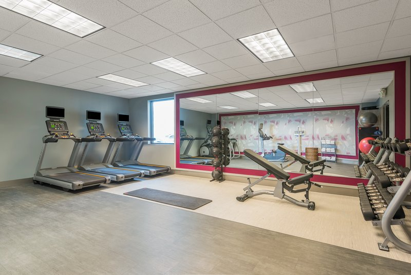 Crowne Plaza Indianapolis - Airport-Enjoy our 24/7 full-service Fitness Center.<br/>Image from Leonardo