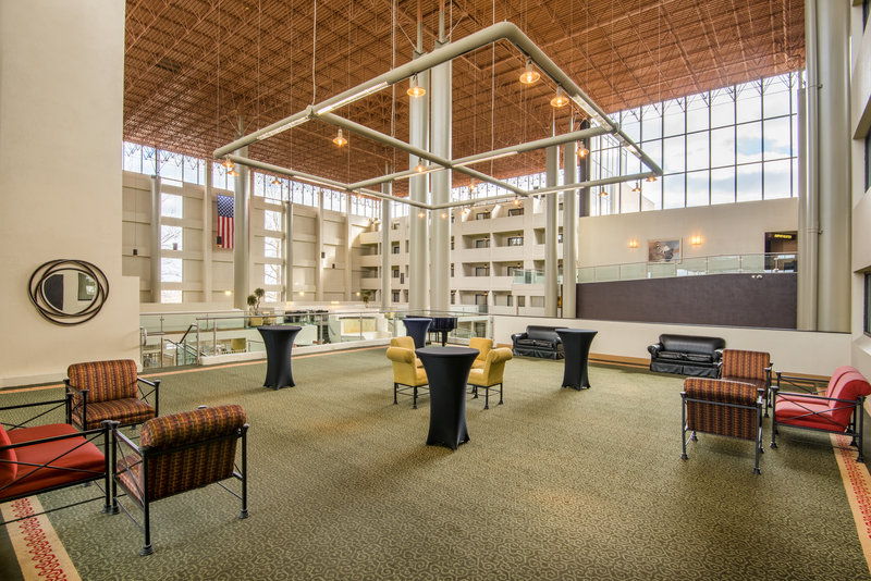 Crowne Plaza Indianapolis - Airport-The Gallery<br/>Image from Leonardo