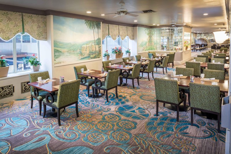 Hilton Cincinnati Netherland Plaza-The Grille at Palm Court<br/>Image from Leonardo