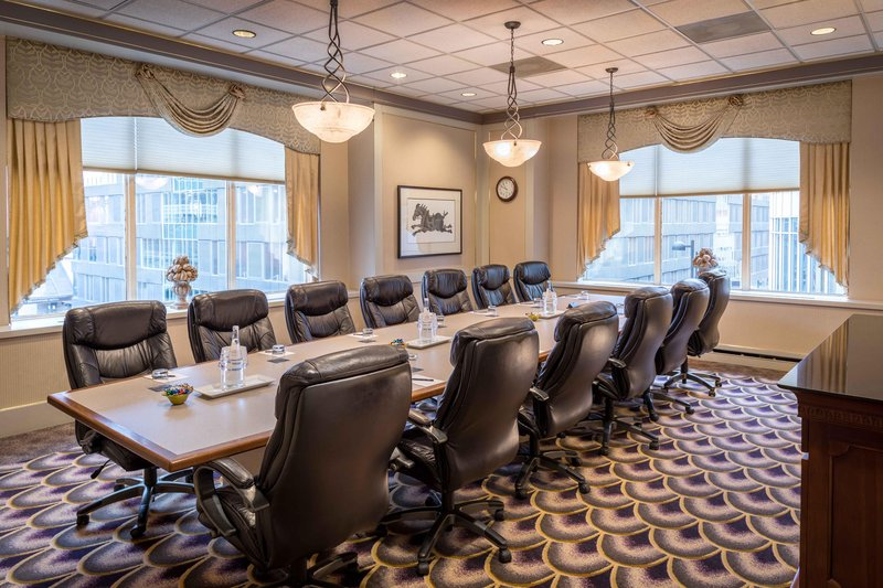 Hilton Cincinnati Netherland Plaza-Salon A Meeting Room<br/>Image from Leonardo