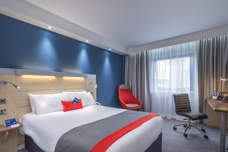 Holiday Inn Express Kettering-Relax in Style in our Double Room<br/>Image from Leonardo