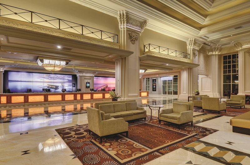 Mandalay Bay Resort and Casino-Mandalay Bay Lobby<br/>Image from Leonardo