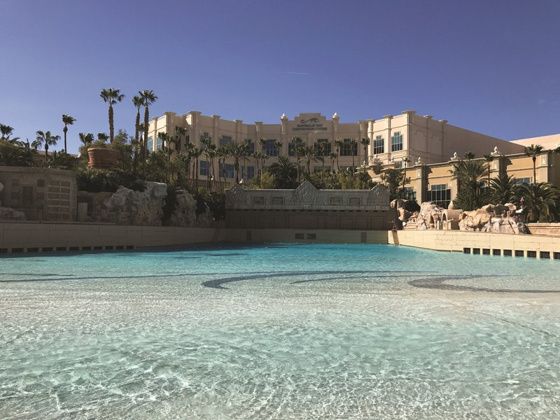 Mandalay Bay Resort and Casino-Mandalay Bay Pool<br/>Image from Leonardo