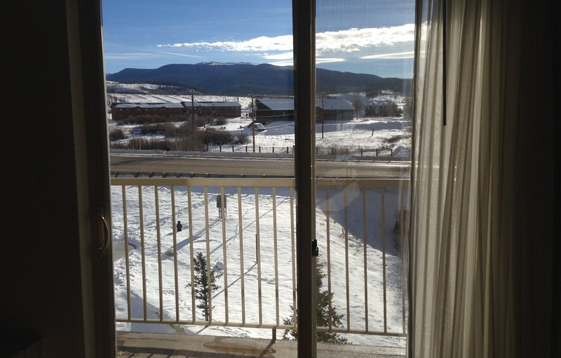 Holiday Inn Express Fraser - Winter Park Area-Breathtaking view from our Balcony<br/>Image from Leonardo