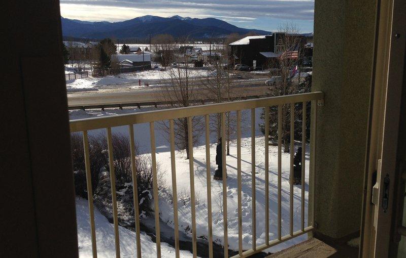 Holiday Inn Express Fraser - Winter Park Area-Balcony View<br/>Image from Leonardo