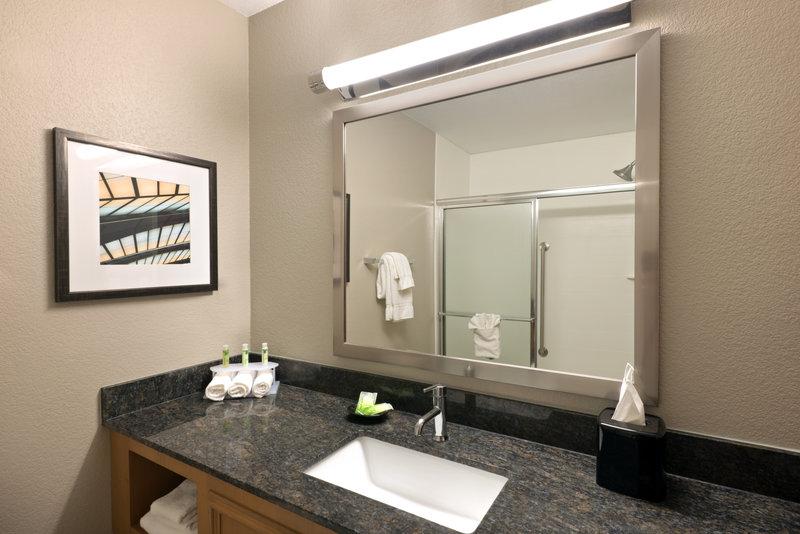 Holiday Inn Express Fraser - Winter Park Area-Guest Bathroom<br/>Image from Leonardo