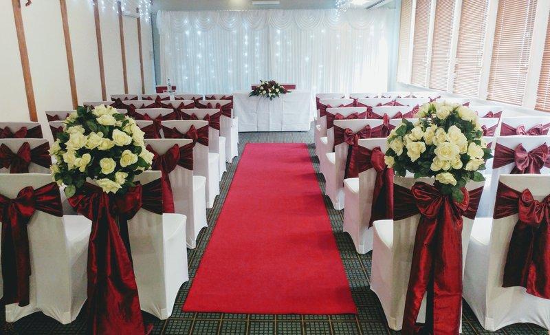 Holiday Inn Ipswich Hotel-Meeting Room<br/>Image from Leonardo